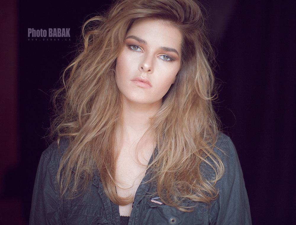Makeup: Mariah Barnum Photographer:  Babak