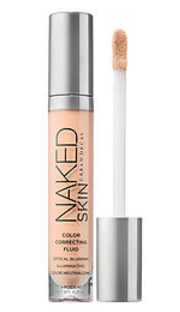 URBAN DECAY NAKED SKIN COLOR CORRECTING FLUID IN PEACH