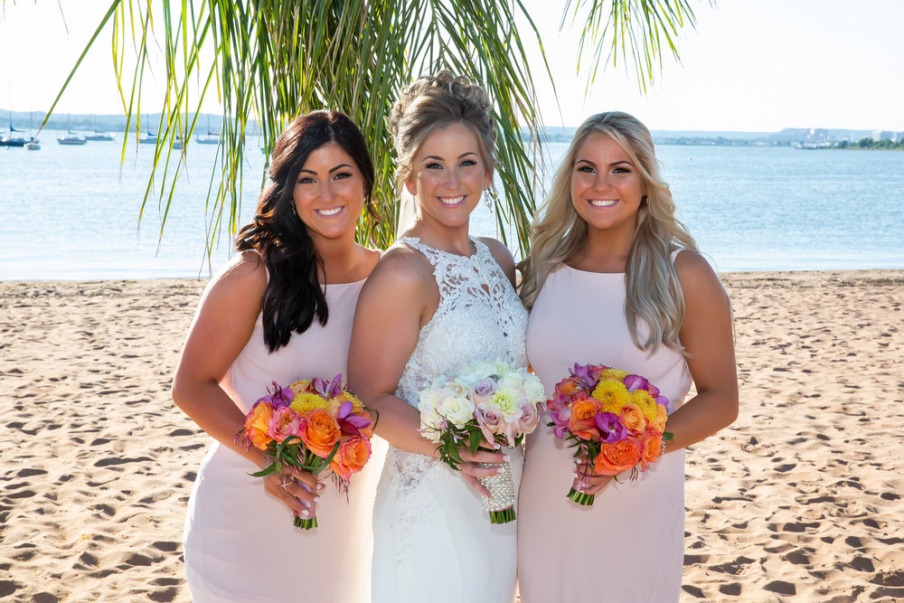 New Haven Wedding Makeup | Photo by Netmartin Photography