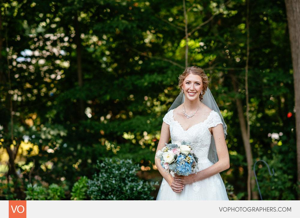 Erica's Branford Wedding | Connecticut Bridal Makeup Artist | Photo by  VO Photographers