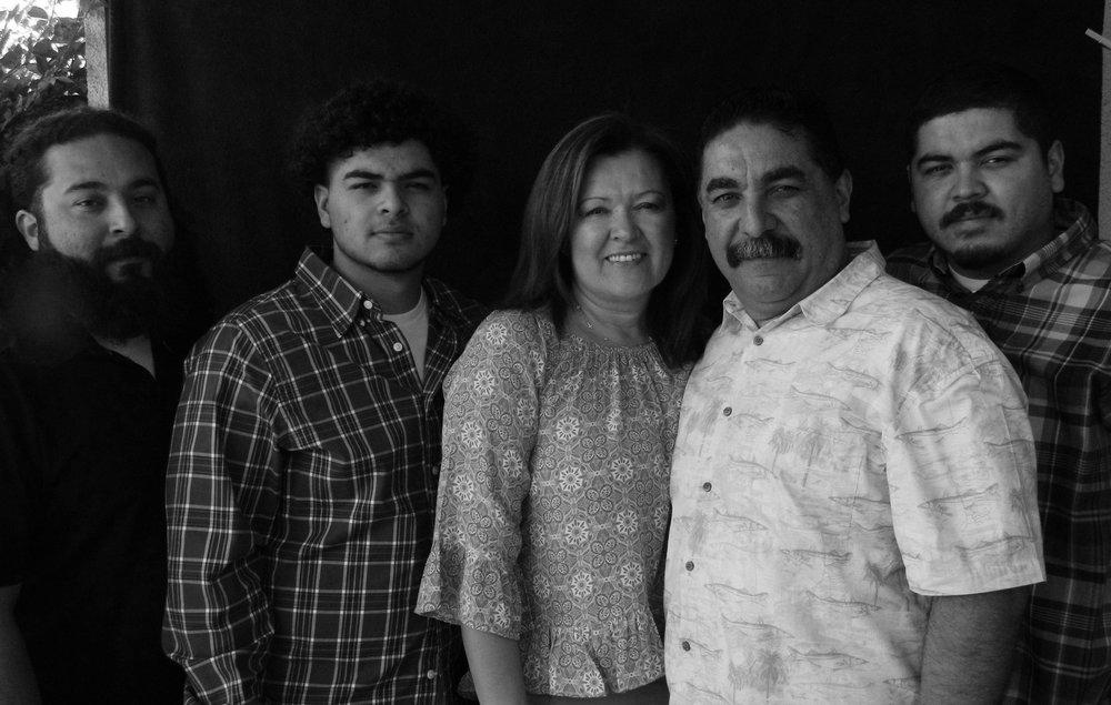 Manuel Sanchez family.JPG
