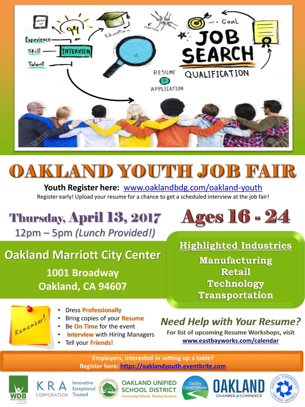 Oakland Youth Job Fair FLYER.jpg