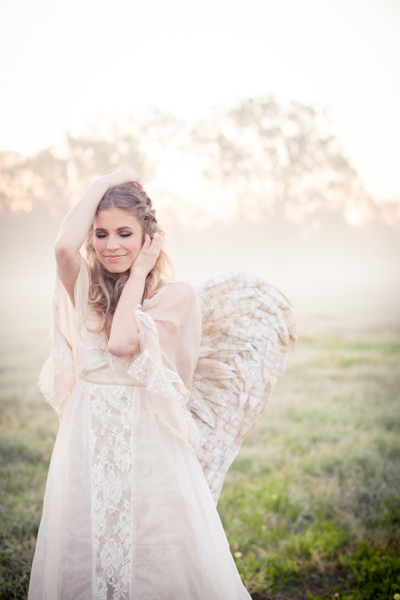 Whimsical Stylized Bridal Session