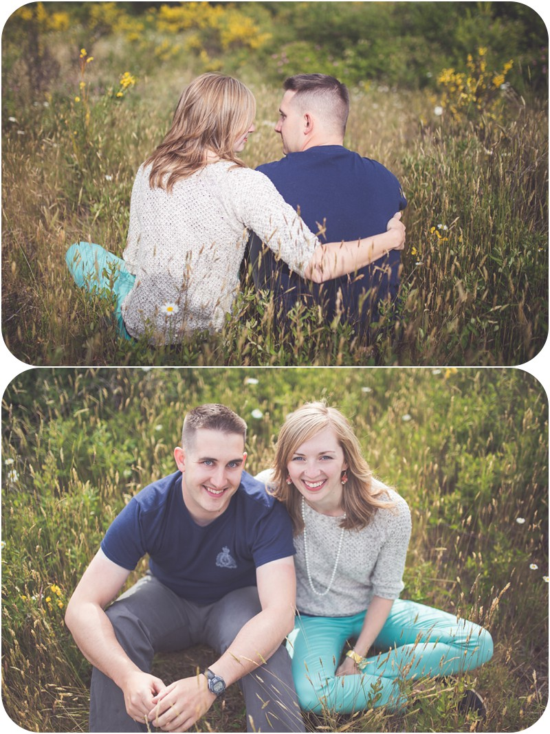romantic couples photographer qualicum beach, romantic spider lake couples shoot, wildflowers couples session, qualicum bay photographer, engagement photographer qualicum