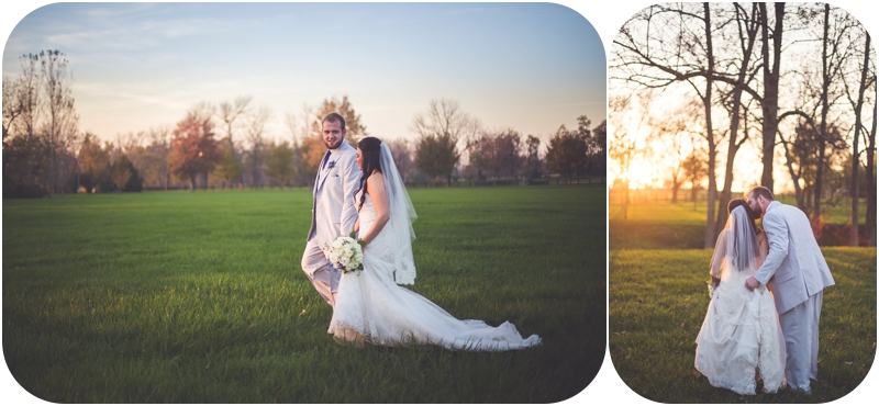 whimsical wedding portraits at fasig tipton farm lexington