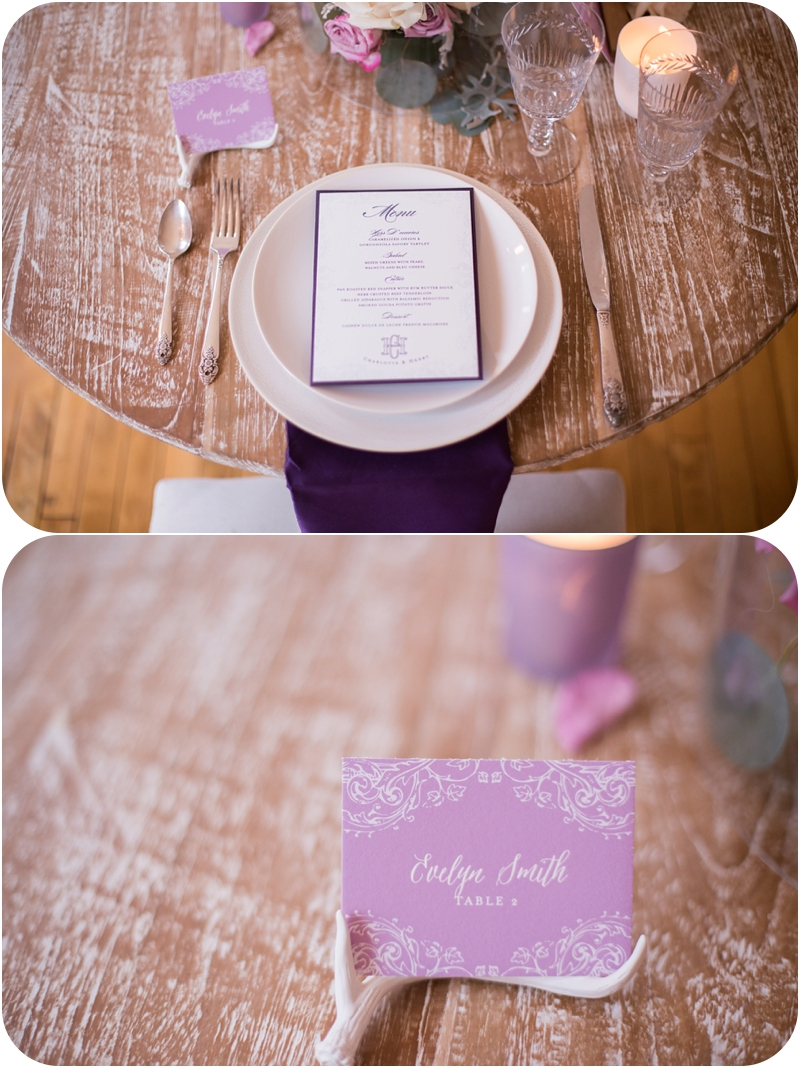The Southern Soiree tabletop rentals for winter styled bridal photos and megan wright design co