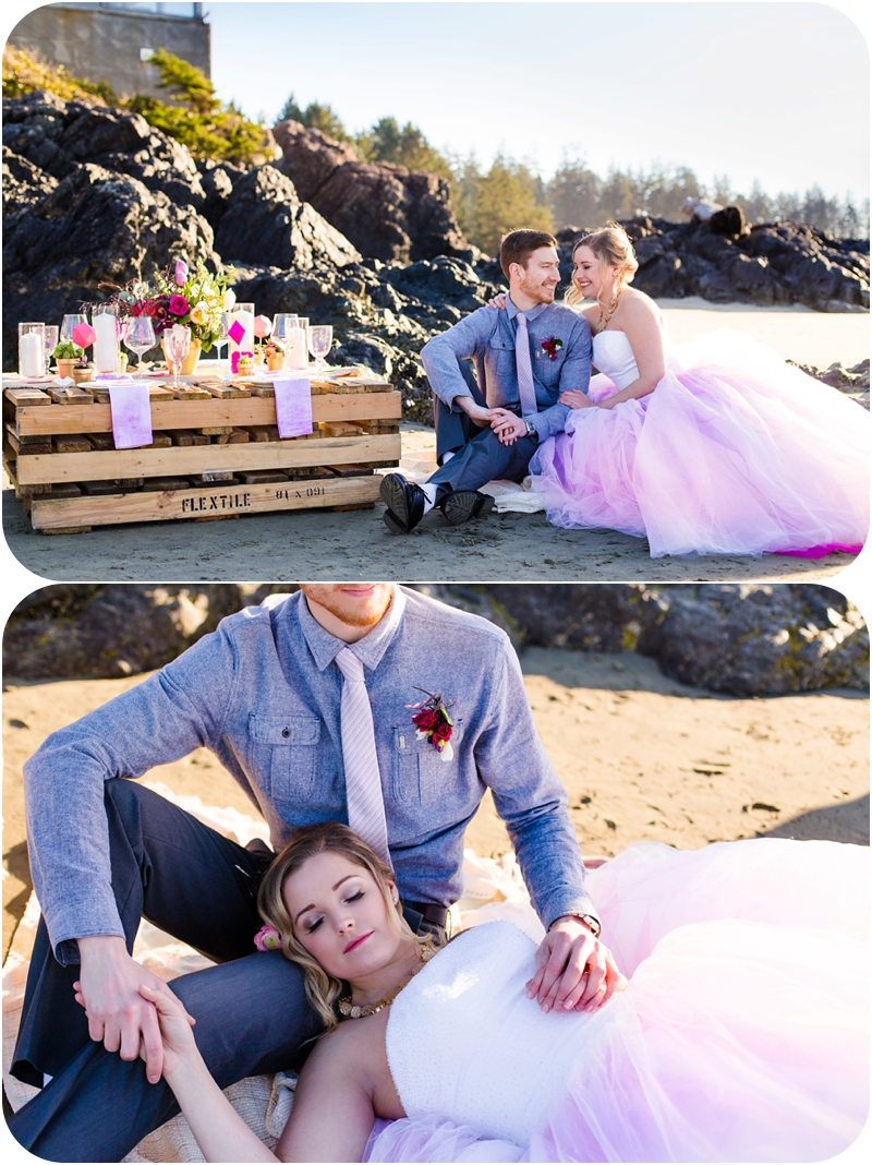 wickinnanish-beach-elopement-styled-hot-pink-tofino-weddings-14