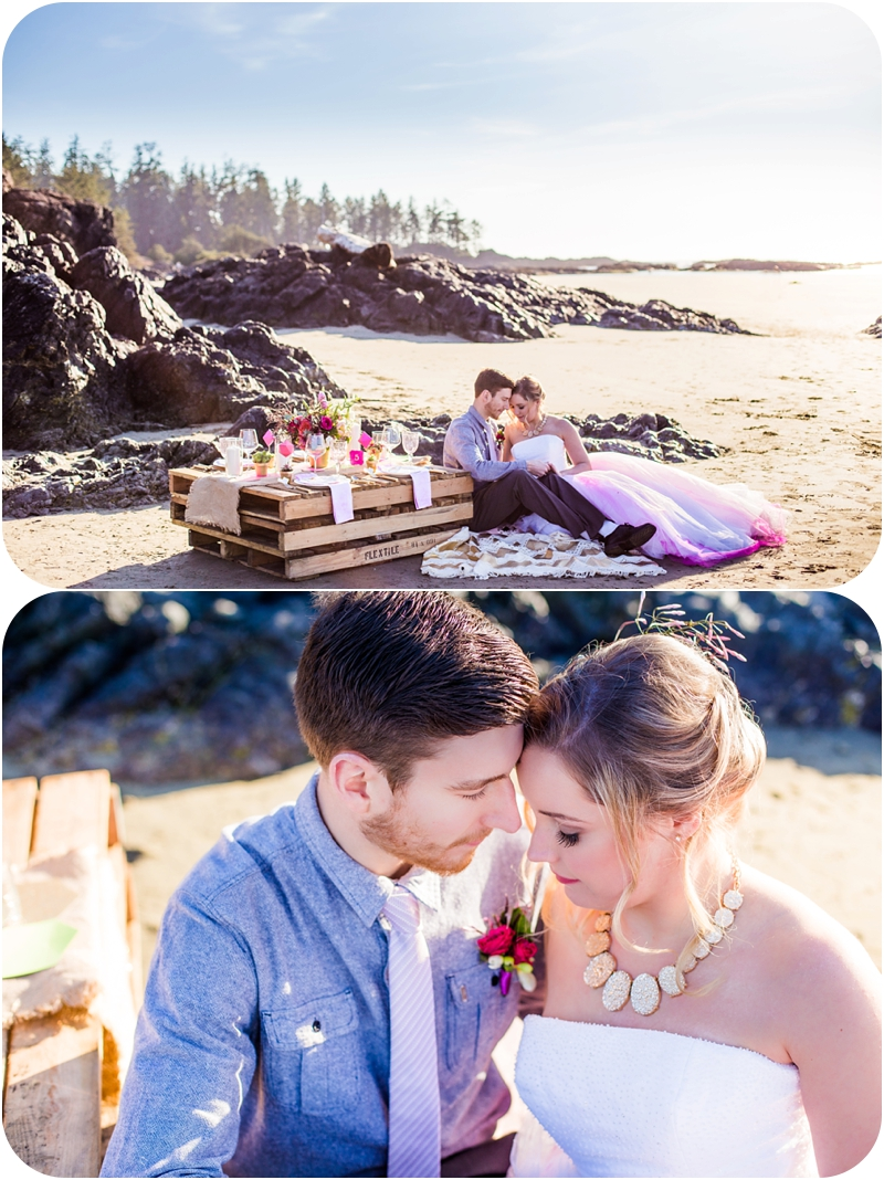 wickinnanish-beach-elopement-styled-hot-pink-tofino-weddings-5