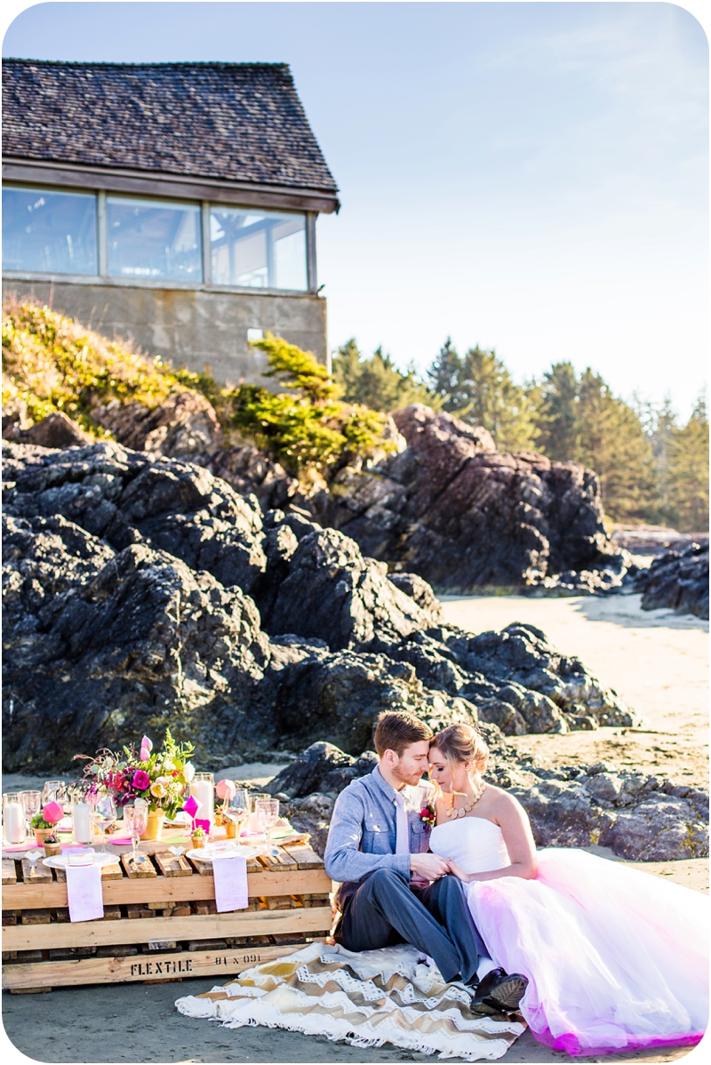 wickinnanish-beach-elopement-styled-hot-pink-tofino-weddings-9