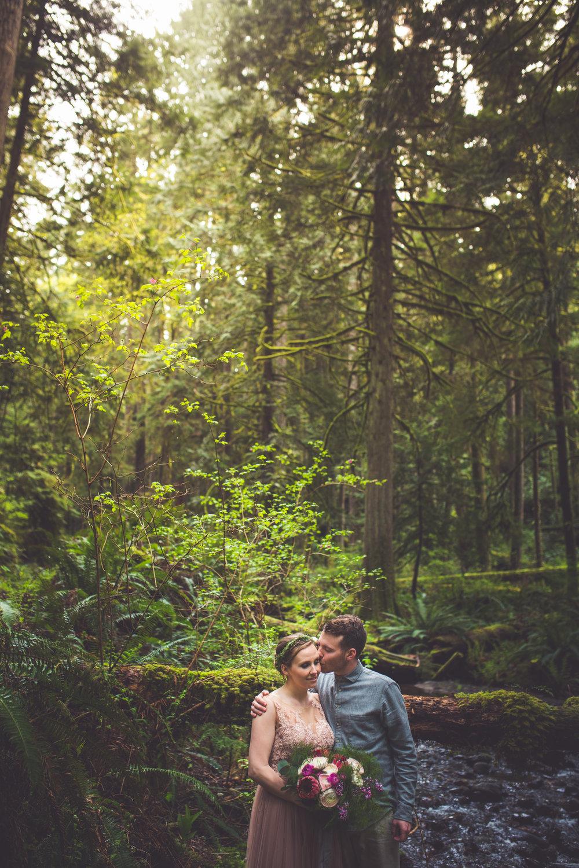 Romantic Elopement Venue Vancouver Island