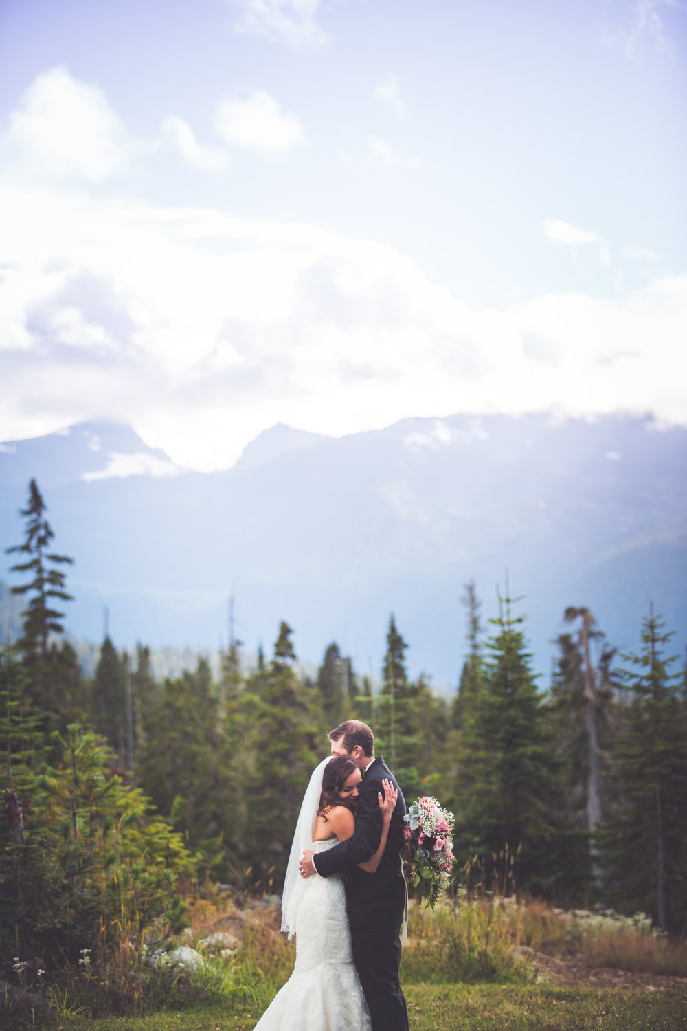 mount washington wedding vancouver island bc