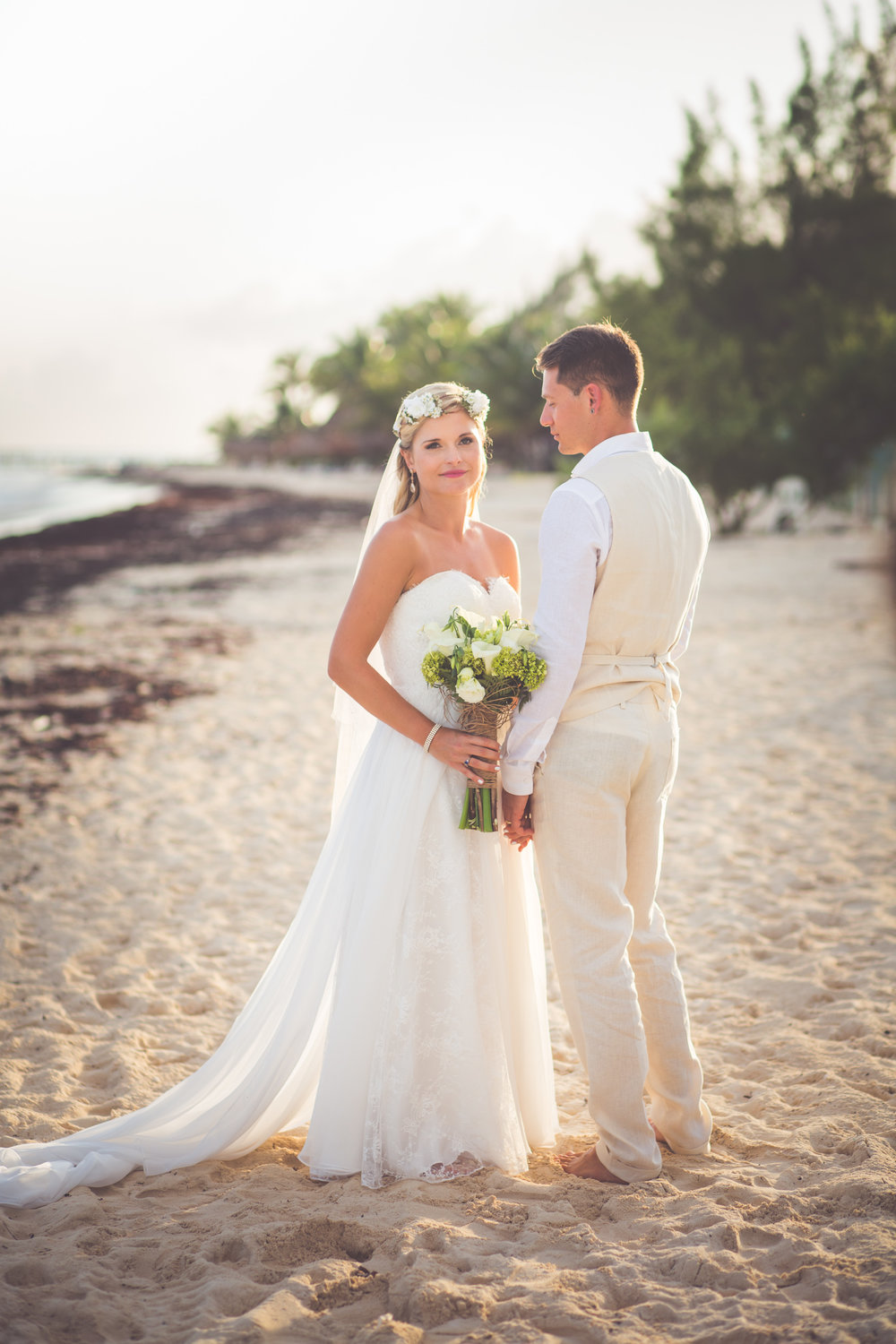 sunset princess resort wedding photographer
