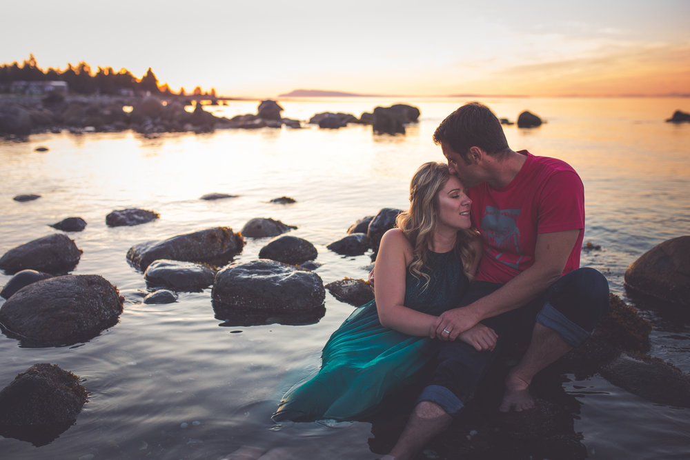 magical Vancouver Island wedding photography