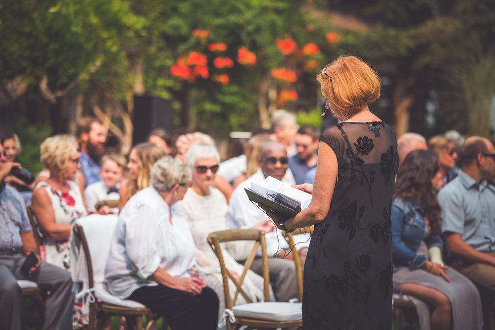 Barbara Densmore wedding celebrant in quailcum beach
