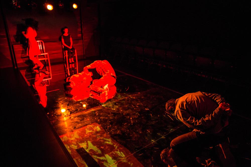 THE AWAKE @ 59E59 Theatres, Aug 2013