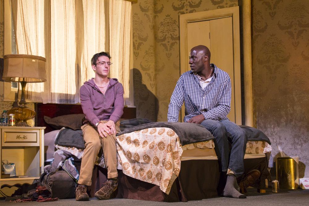 A GUIDE FOR THE HOMESICK @ Huntington Theatre Company, Boston, MA October 2017