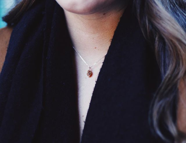 The rose gold pinecone, crowd favourite.