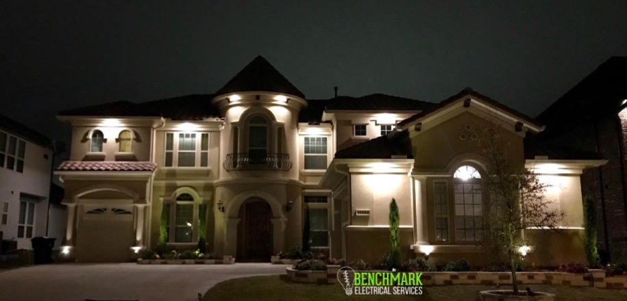 Outdoor Recessed Lighting, Frisco TX
