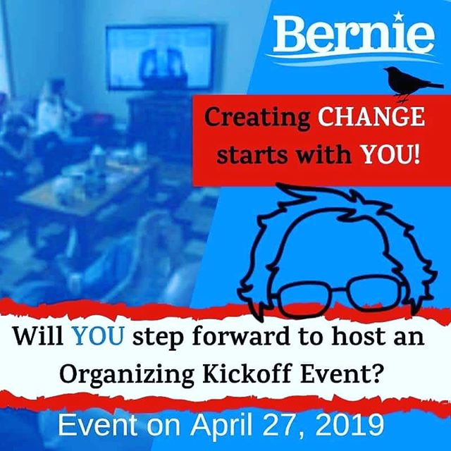Bernie killed it on Fox News today! Support him now by stepping up to host an event for the 27th! ⬇⬇⬇ map.berniesanders.com  #Bernie2020 #Organize #BernieSanders #BernieForThePeople #Community #CAforProgess