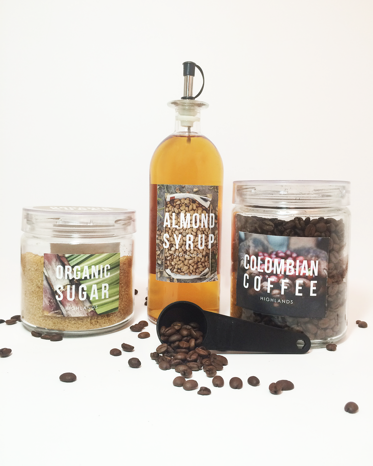 Letting Product Speak For Itself >> Highlands Coffee Ashley Scarborough