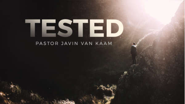 """The testing of your faith reveals Him in You! When we are weak, He is strong."" -Pastor Javin van Kaam"
