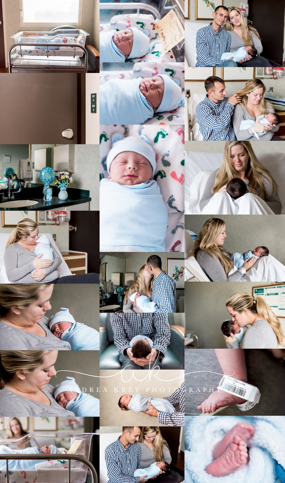 Fresh48 | Andrea Krey Photography | newborn photography savannah ga | Savannah Photographers