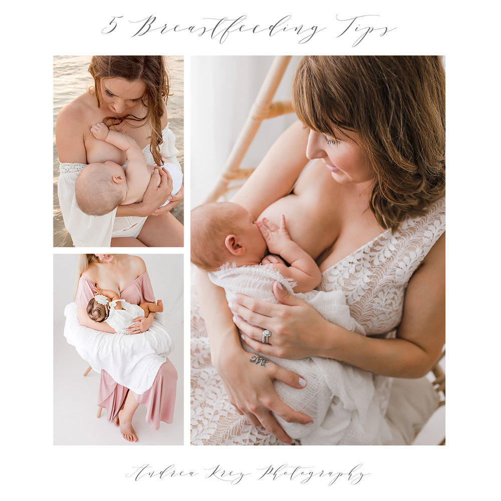 beautiful mothers feeding their babies in photography studio richmond hill georgia