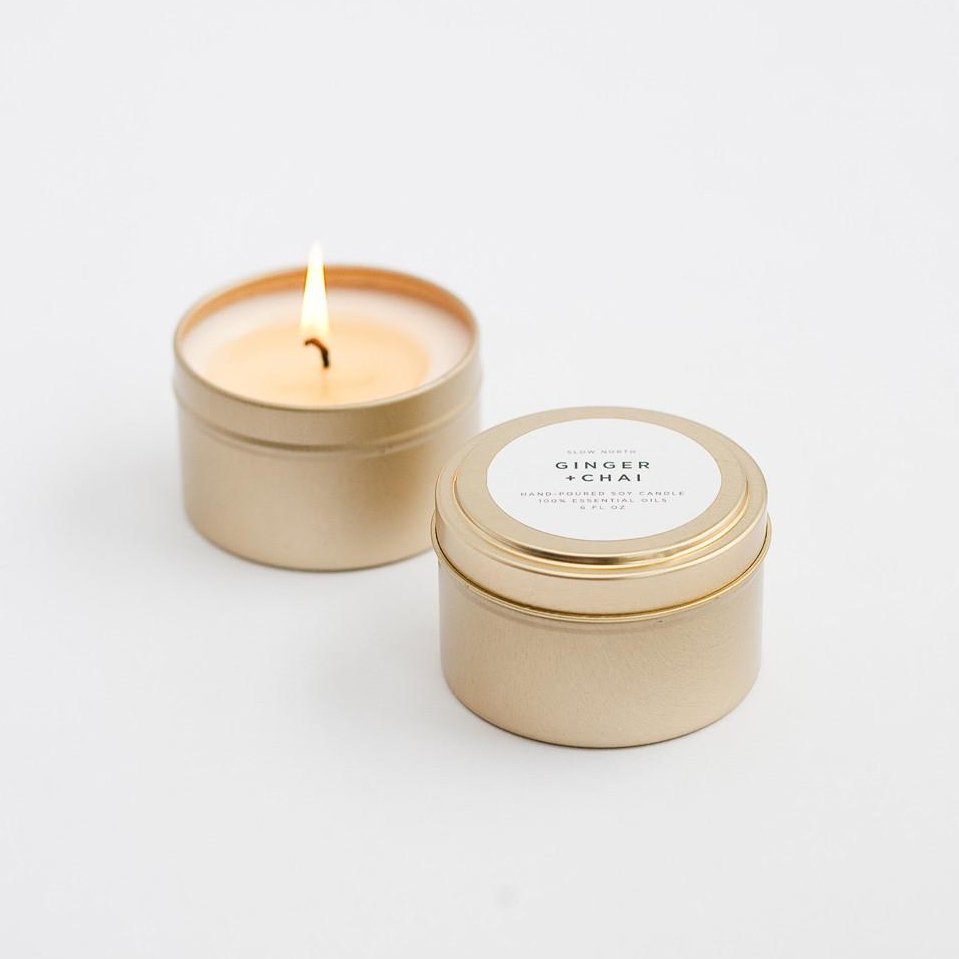 SCENTED CANDLE | $17 -