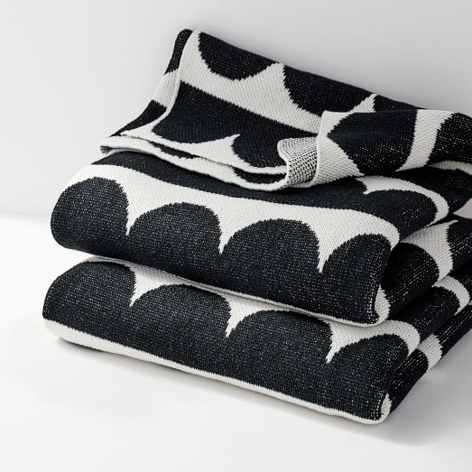 RECYCLED COTTON THROW |$165 - West Elm LOCAL