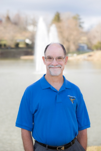 Dr Chris Thompson DC Weaverville Chiropractor