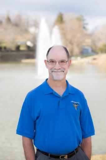 Dr Chris Thompson DC Weaverville Chiropractor