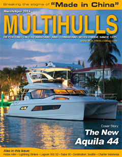 Multihulls   March/April 2014