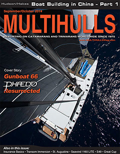 Multihulls  September/October 2014