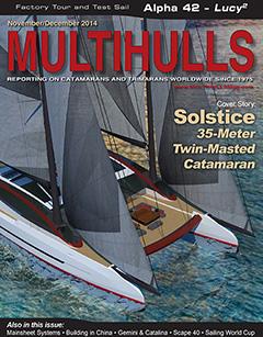 Multihulls  November/December 2014