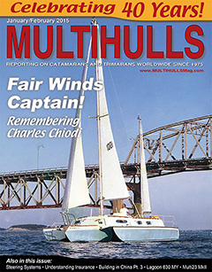 Multihulls  January/February 2015
