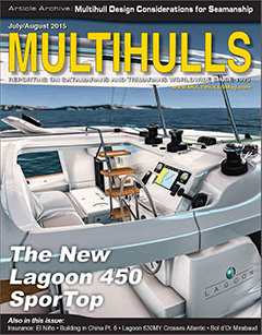 Multihulls   July/August 2015