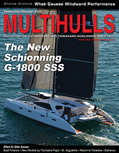 Multihulls  September/October 2015
