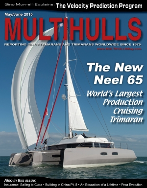 Multihulls   May/June 2015