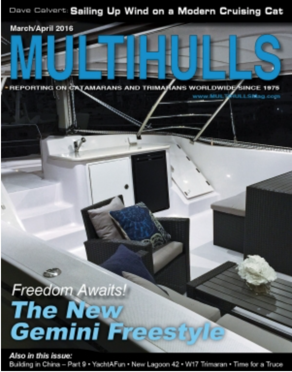 Multihulls  March/April 2016