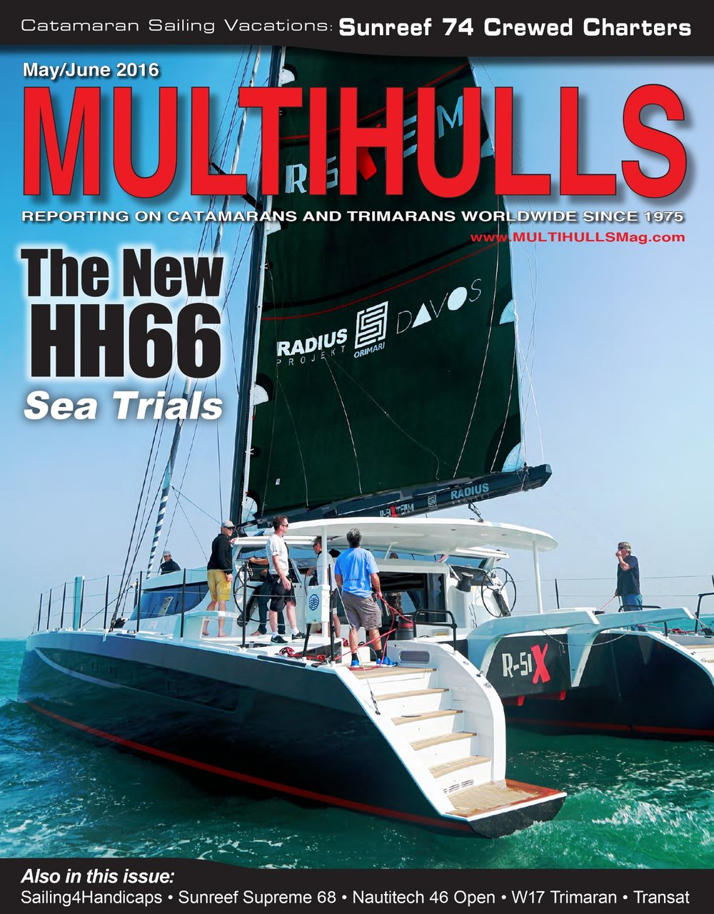 Multihulls   May/June 2016