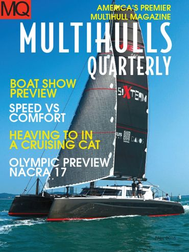 Multihulls Quarterly  Fall 2016
