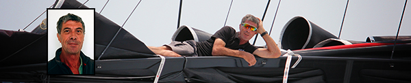 Don't let his laid back posture and easy-breezy attitude fool you, Riccardo Marton is a force to be reckoned with on the international boat building scene. Anyone who built a high performance, luxury cruising cat in South Africa from 2000 to 2012 knows and loves Riccardo, as he was a fixture at multiple yards there during the early days of the ever-growing segment. Riccardo brought with him a wealth of knowledge and experience when he joined the team four years ago, and that knowledge and experience has cemented his role as a leader both on the factory floor and the water. Riccardo's boat building expertise allows him to design, construct and troubleshoot just about any system on the boat, and his winning personality and megawatt smile make him a beacon of positivity. He's charismatic, multilingual, tough as nails and kind as can be, and we consider ourselves lucky to know and work alongside him.