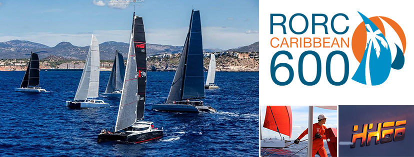 After   crushing the competition   at the Multihull Cup in Mallorca in September, HH66-01 is looking forward to continuing the trend in the Caribbean this winter. Adding to the excitement, HH66-03 will be joining the action as well. We can't wait to see the 66s lined up against the notoriously competitive high performance multihull fleet. First up on the schedule is the Caribbean 600, in which  R-SIX  will face the always formidable  Elvis , followed by the St. Maarten Heineken Regatta, where at least seven high flying performance cruising cats are expected to duke it out over three days of racing. Hold on to your hats people, this is going to be fun! Make sure to stay tuned to   Facebook  , where we'll bring you live action from every event.
