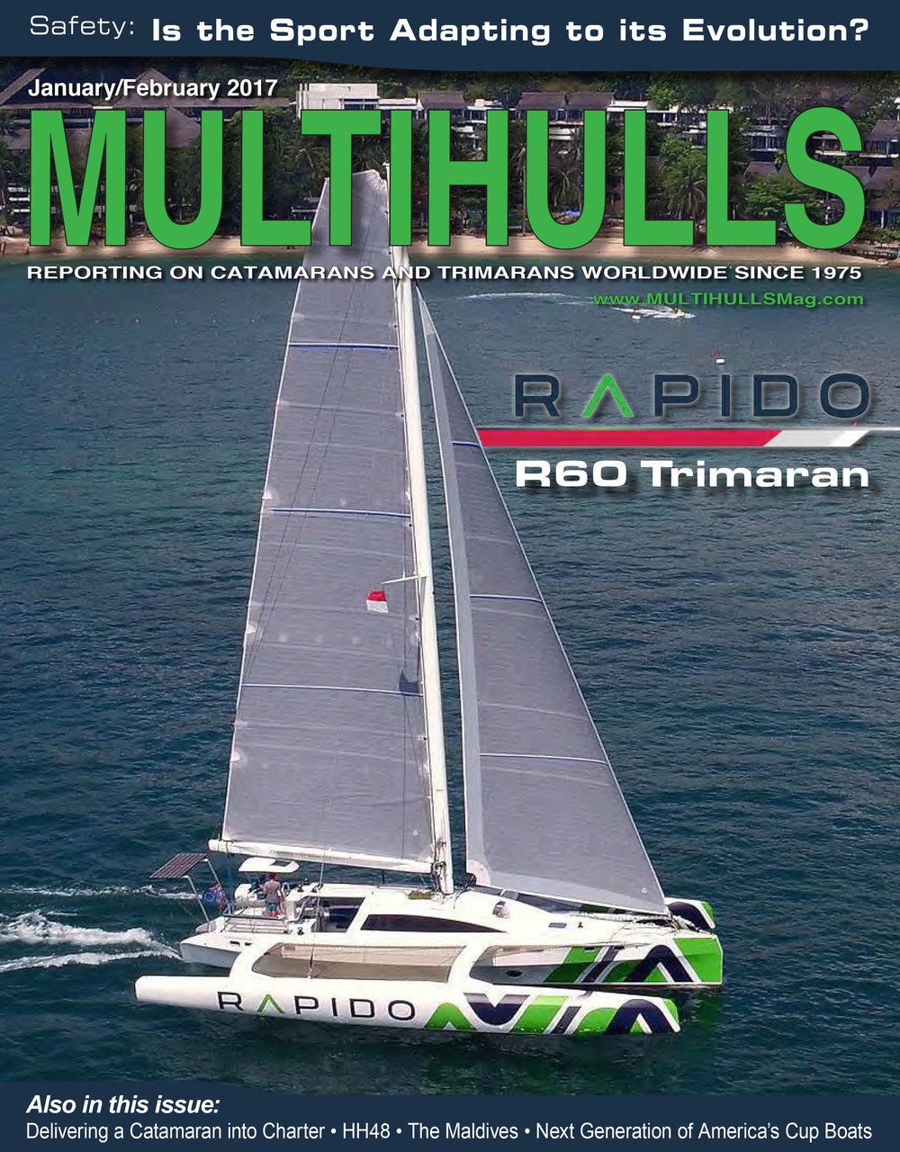 MULTIHULLS  February 2017 - HH48 Announced