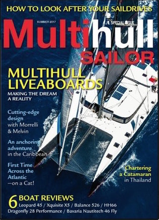 Multihull Sailor  Summer 2017 - HH66 Review