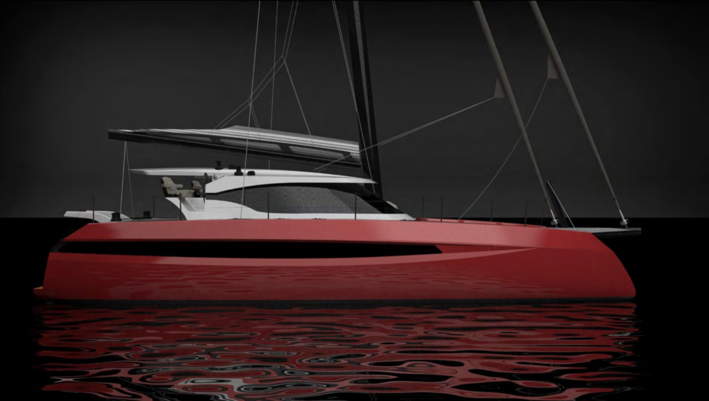 Together with Morrelli & Melvin, HH Catamarans is excited to announce that design for the new   HH48   is nearing completion. With Hull 01 now spoken for and the specification more clearly defined, tooling is set to commence in the Fall. A forward helm version is on the drawing board - expect initial GAs and renderings to be released soon. The HH48 will maintain HH Catamarans' performance and styling pedigree, while incorporating production techniques and material options to significantly reduce cost. To learn more, browse the HH48 specification and renderings   online  , or contact   sales@hhcatamarans.com   to speak directly with a member of our team.