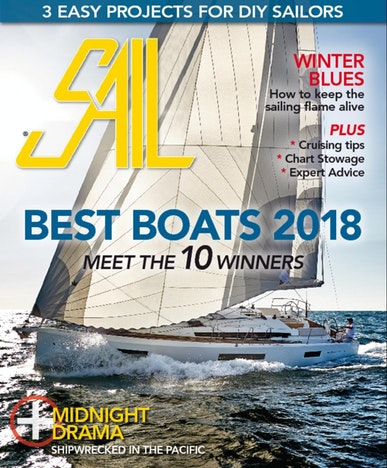 Sail Magazine December 2017 - HH66 Boat of the Year 2018