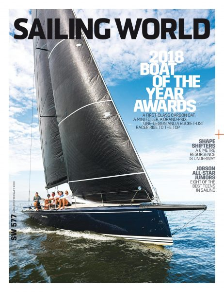 Sailing World  January 2018 - HH66 Boat of the Year