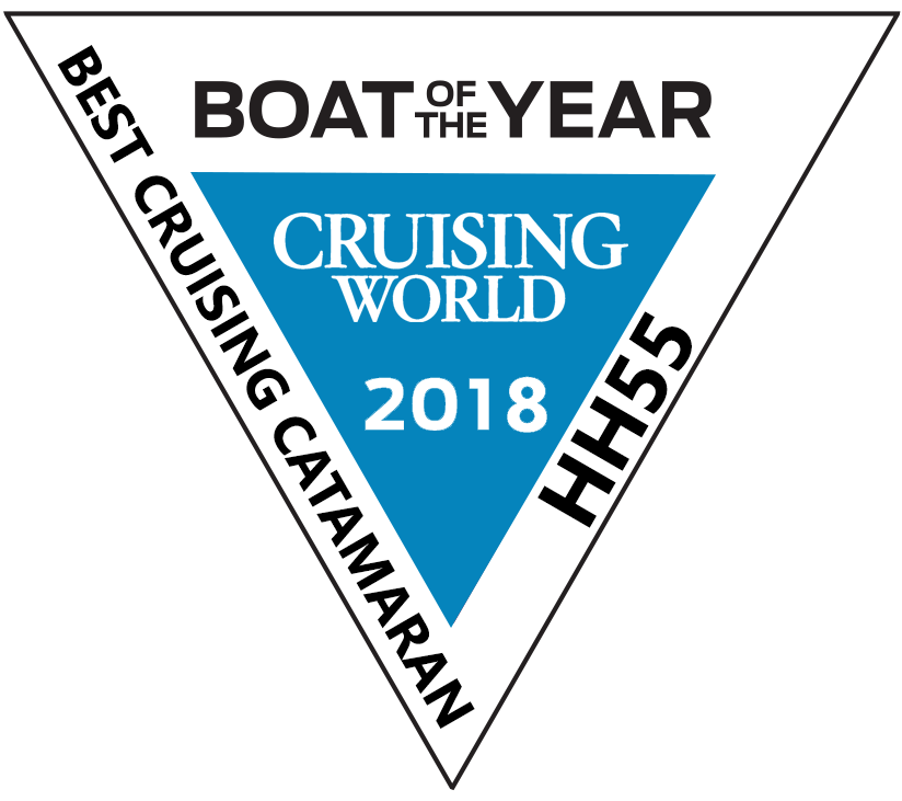 Cruising World HH55 Best Cruising Catamaran.png