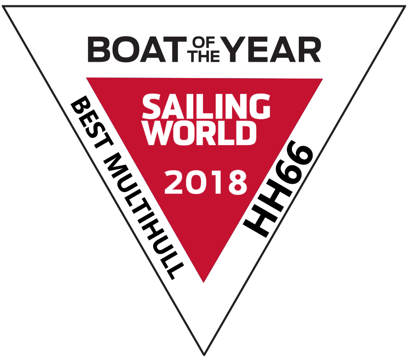 Sailing World HH66 Best Multihull.png
